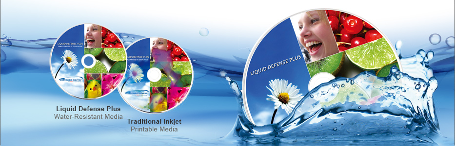 Traditional inkjet,liquid defense,liquid defense plus